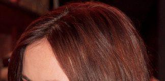 capelli rosso scuro